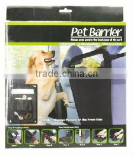 Auto pet barrier
