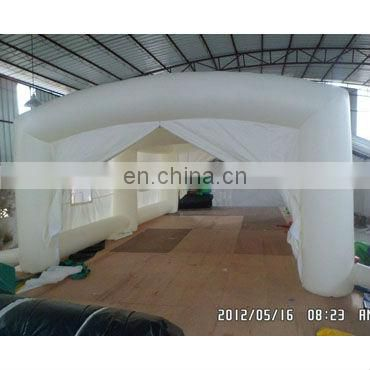 white Inflatable tent, inflatable mobile hospital tent