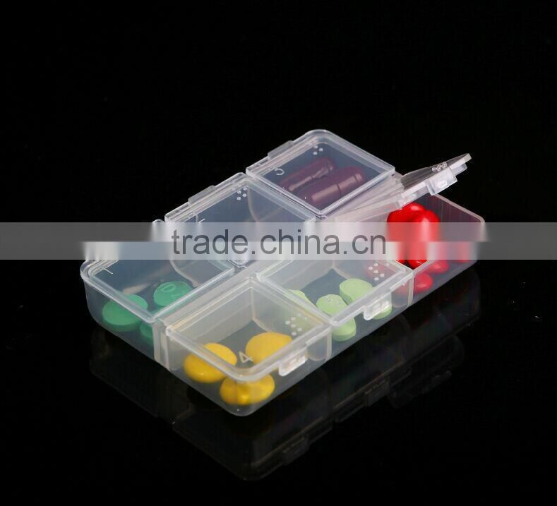 Promotion Customized Logo Plastic Pill Case 430532