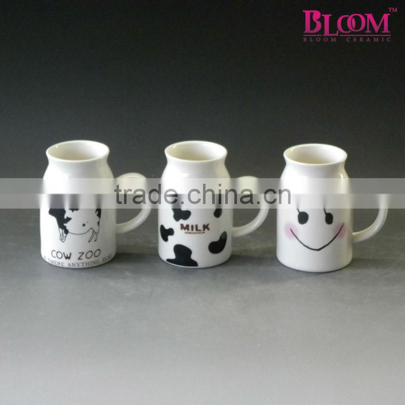 2014 Customized ceramic mug,promotional sublimation mugs