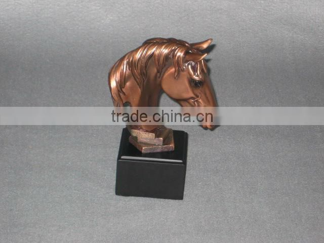 Electroplating resin pet keepsake funeral products creamtion urn