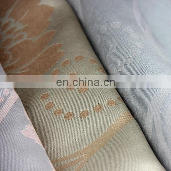 2016 Polyester textile jacquard curtain/ Yarn-dayed Jacquard Fabric/dryer Fabric