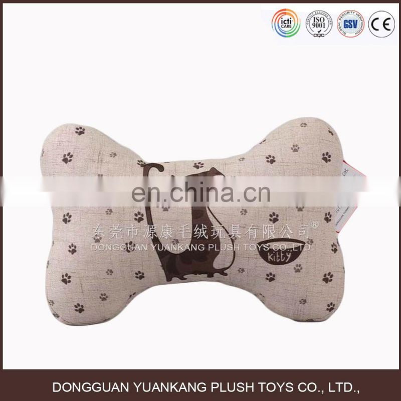 plush toy factory wholesale bean neck travel pillow