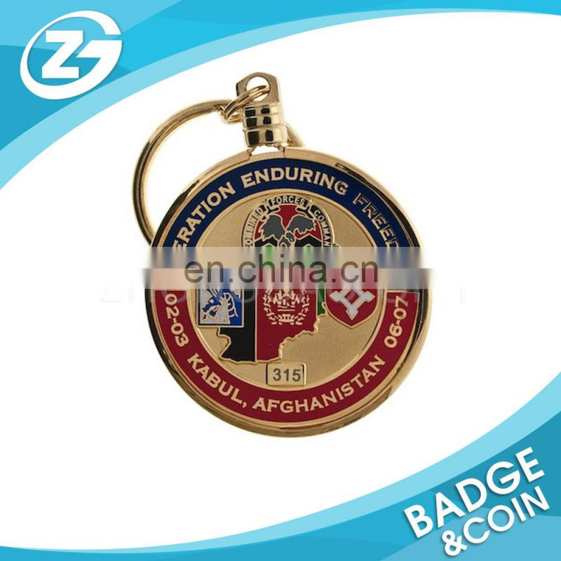OEM Custom Made Promotional Fashionable Gift Gold Coin