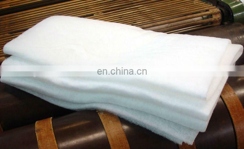 Thermal bonded Down Imitated Textile Wadding