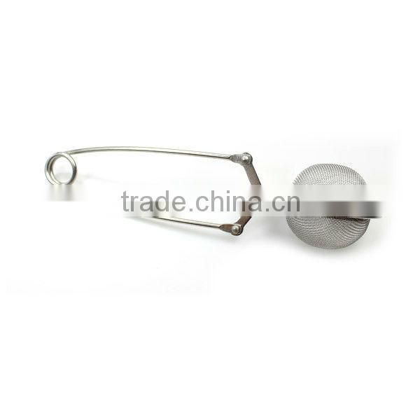 Kitchen tool stainless steel strainer spoon