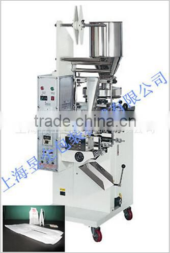 Shanghai factory price hot sale full automatic tea bag vertical packing machine with with thread and tag