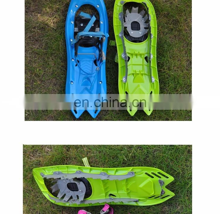 Snowshoes for kids, Light Weight Terrain Snowshoes +Free Carrying Tote Bag