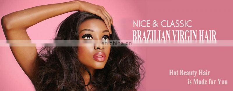 Supply All Kinds Of Hair Brazilian Hair,Chemically Processed Natural 18 inch brazilian loose deep wave hair weave