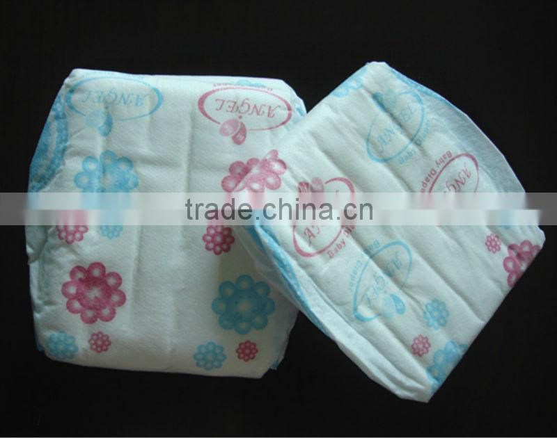 New Quanlity Wholesale Cloth Disposable Baby Diaper Nappies TG541-15