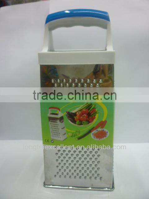 Multi slice japanese vegetable grate vegetable rotary grater