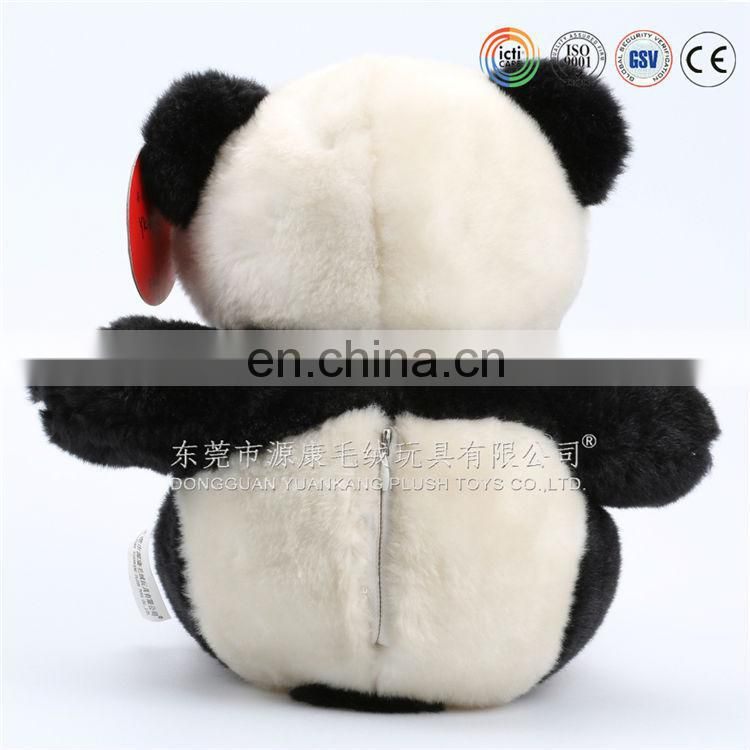 ICTI Audited Plush Toy Panda Stuffed Animal Toy/Soft Plush Panda/Plush Toys Stuffed Panda