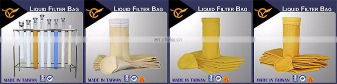 Professional Nomex Liquid Filtering Socks For Asphalt Industry