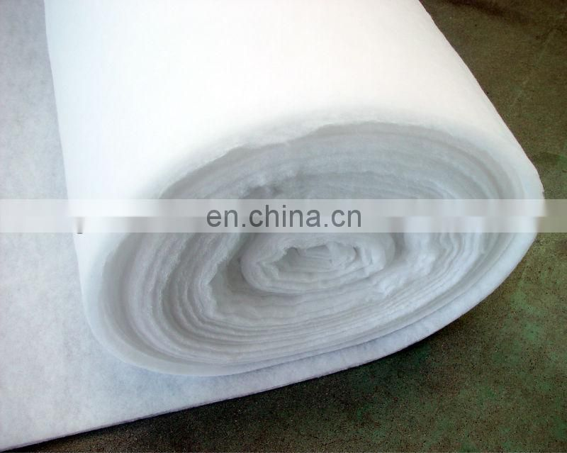 Superfine Hot Melt Polyfill Batting Used in Home textiles Industry