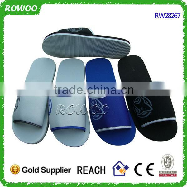 2016 Man OEM indoor eva slipper Hot design slippers sandals