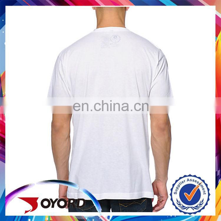 Quick dry unisex breathable graphic t-shirt