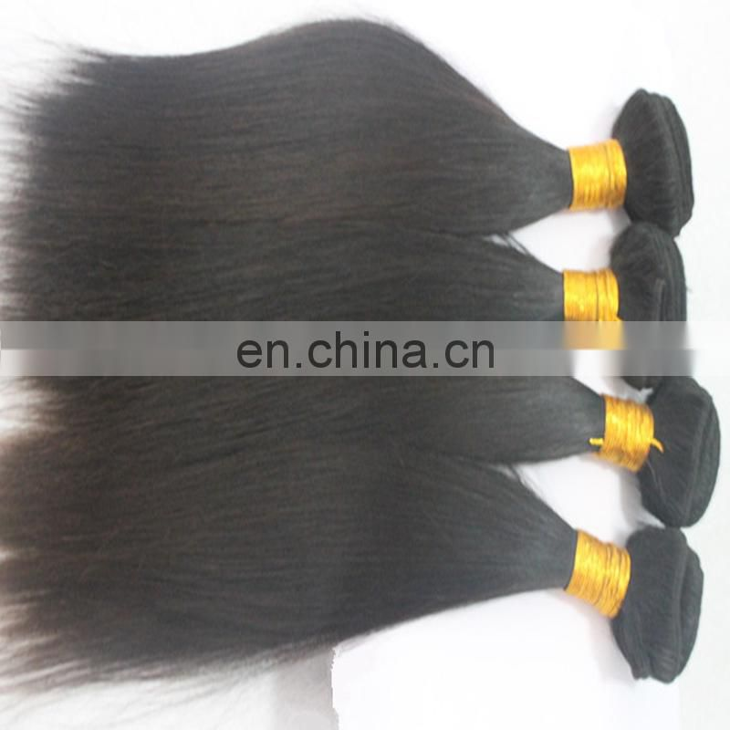 Virgin malaysian hair 100% real human hair bundles wholesale price natural hair bundles