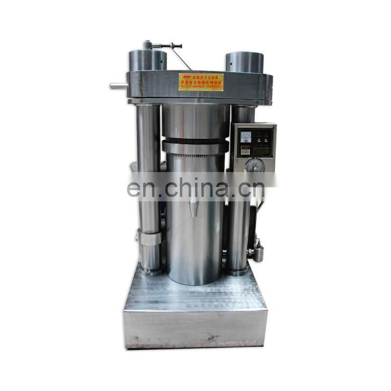 Newest large capacity cold press olive oil presser