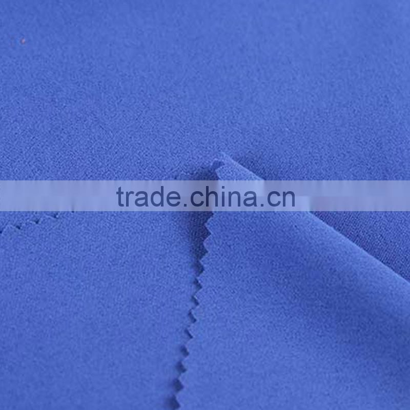 Nantong Textile Hot Sell Printed colorful cheap satin Polyester elastane Fabric for garments