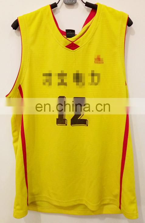 2017 wholesale cheap Second hand youth basketball football sports training uniforms