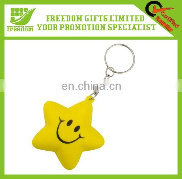 Customized Logo Printed Keychain Wholesale