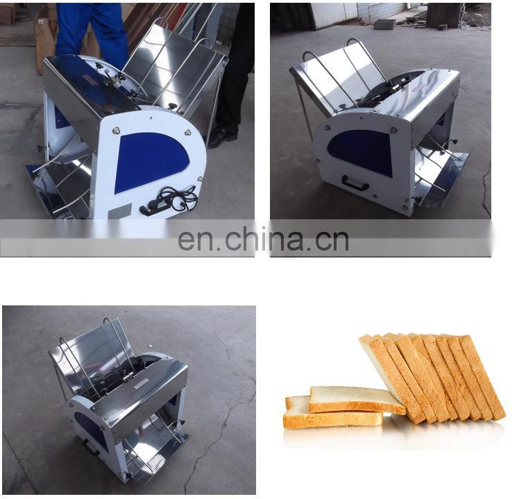 Automatic Loaf Bread Slicer With Factory Price Image
