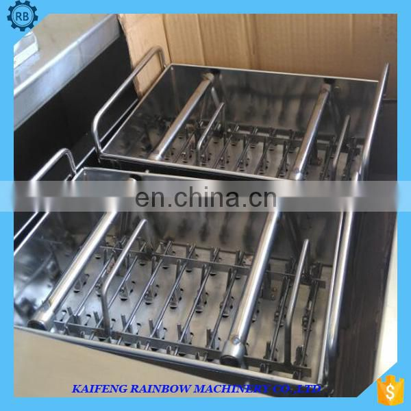 High Quality stainless steel pop ice popsicle ice lolly making machine