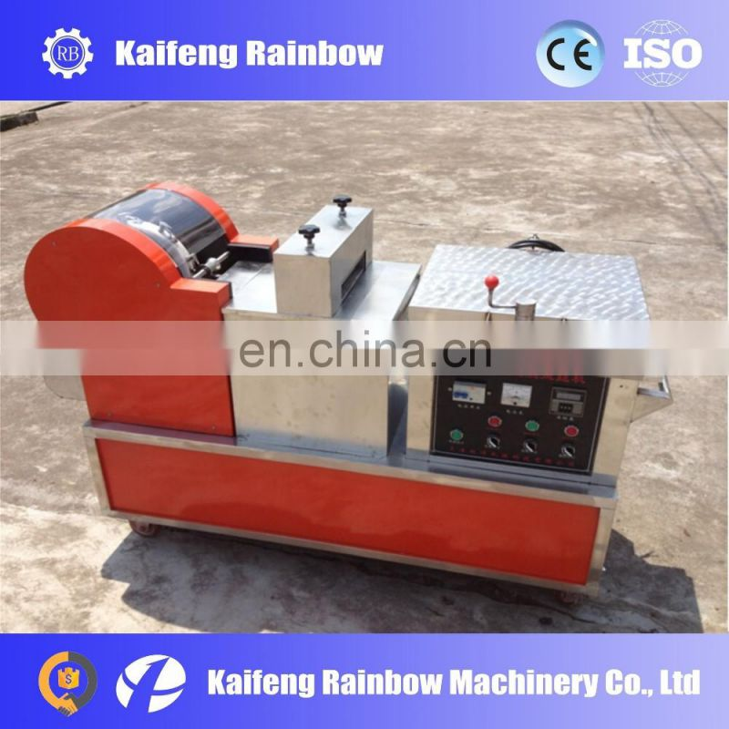 Popular Profession Widely Used Squid Flower Cutter Machine Sleeve-fish Squid Ring Cutting Slicing Machine