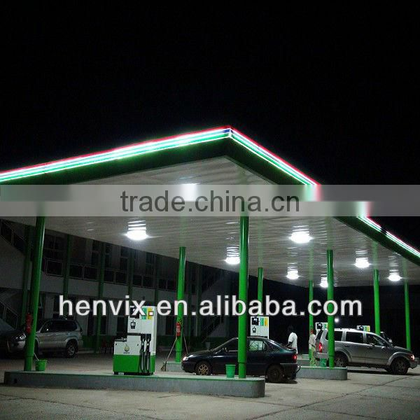 waterproof 60w outdoor led canopy lighting