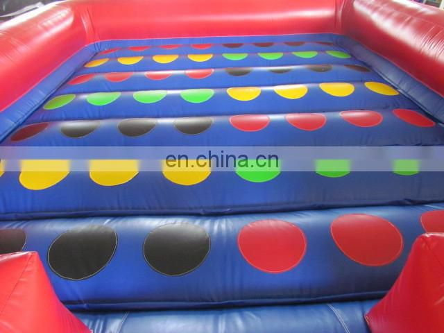 giant twister game,inflatable twister game,inflatable twister game for sale
