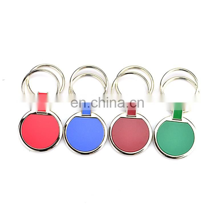 Personalized Manufacturers Made Cheap Wholesale Bulk Fashion Metal Custom Car Brand Logo Leather Keychain