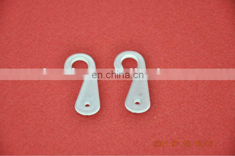 packaging plastic hook