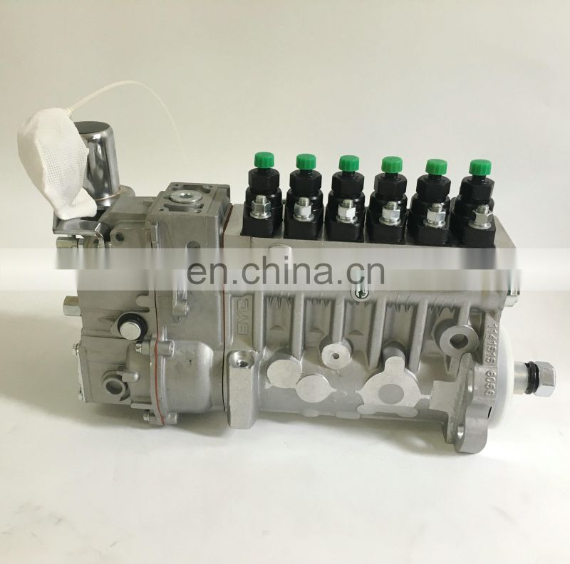 Marine Diesel Engine Parts Fuel Injection Pump For Dongfeng Truck T73208219