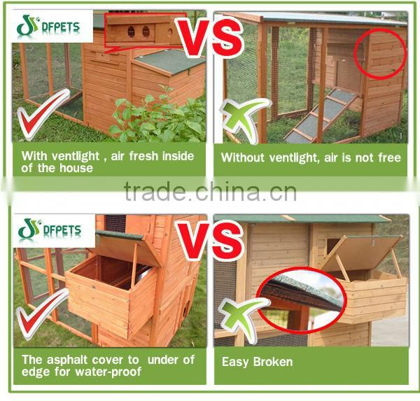 Commercial Wooden Bird Cage Flat Pack of Updated from China