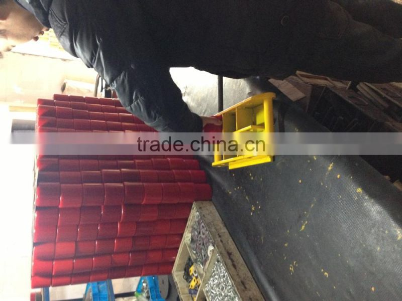 CRA straight slide type cargo trolley