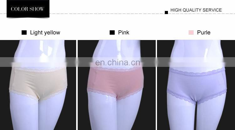 OEM Supplier Comfortable Hot Lady Quick Dry Fat Women Underwear