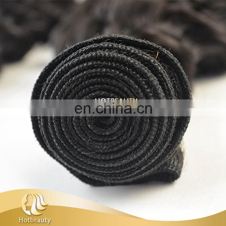 Softest Cuticle Aligned Virgin Hair With Wholesale Price, 100% Peruvian Deep Wave Unprocessed Hair