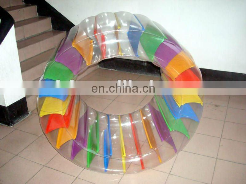 Inflatable Fun Roller Game Toy