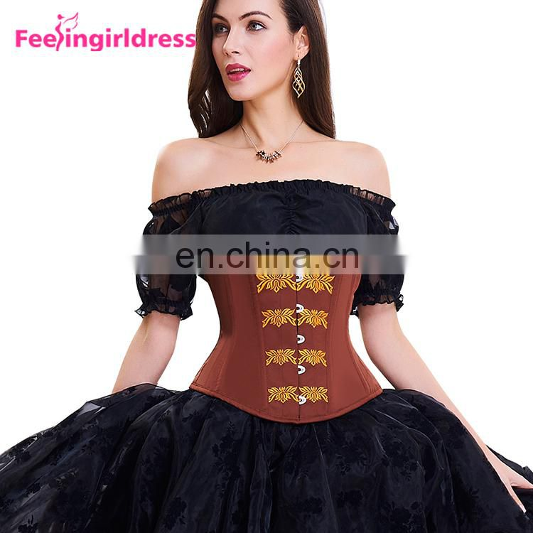 Wholesale 10 Plastic Bones Lace Up Clasps Sexy Mature Corset