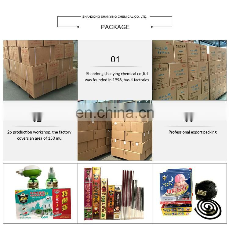 Harmless Fragrances mosquito coils incense sticks