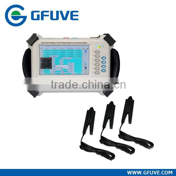 Electricity meter testing set GFUVE GF312V2 Portable multifunction Energy Meter Calibrator with high precision