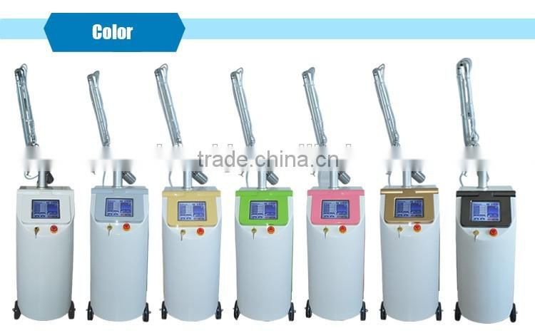 Factory directly sale Fractional co2 laser for scar removal anti-aging