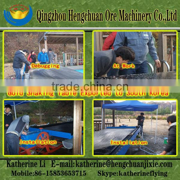 High Quality Heavy Duty Washing Machine for Gold Ore Upgrading