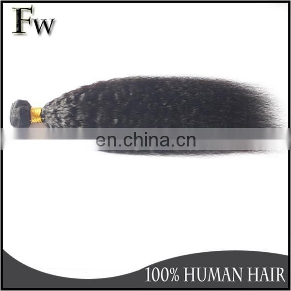2015 hot selling best aliexpress hair vendors raw malaysian hair wholesale unprocessed coarse kinky straight virgin hair