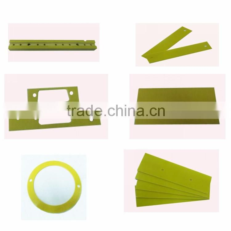 2016 European Cup factory supplier high quality insulation bakelite plate