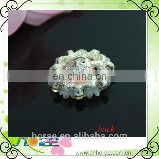 crystal pearl button, wedding embellishment crafting DIY accessory