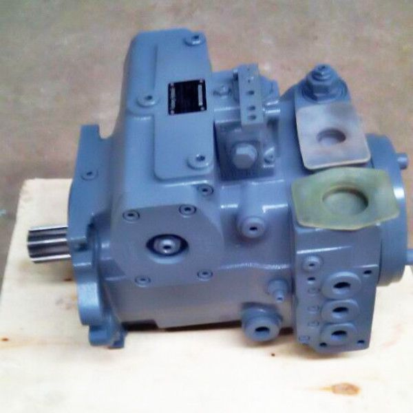 R902467906 Heavy Duty Leather Machinery Rexroth A4csg Swash Plate Axial Piston Pump Image