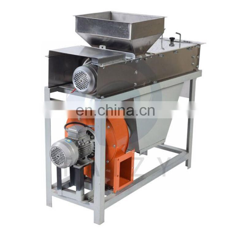 peeling peanut shell machine