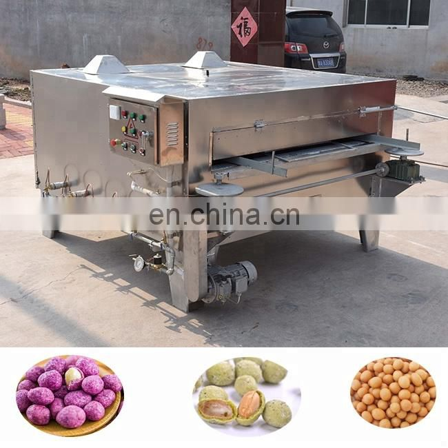 Made in China Swing coated peanuts roasting oven