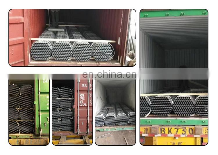 Pre galvanized steel pipe/rectangular steel greenhouse tube